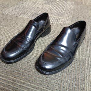 To Boot New York Black Dress Shoes